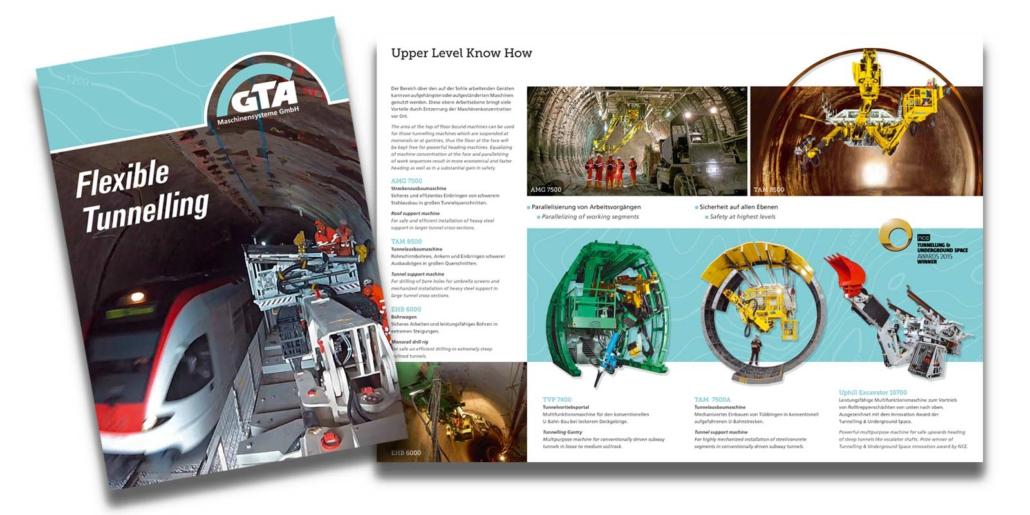 Imagebroschüre GTA