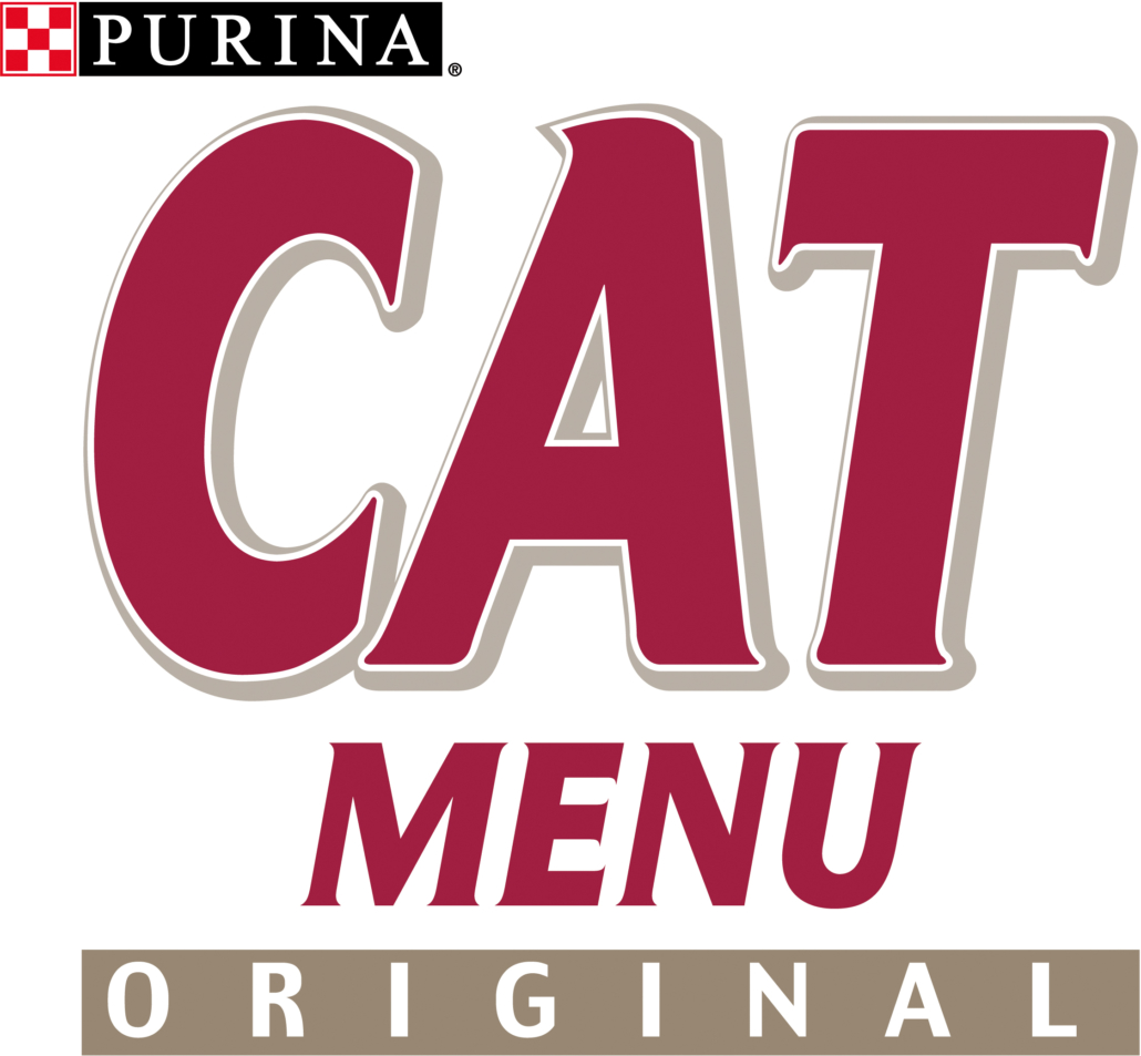 Logo Purina Cat Menu