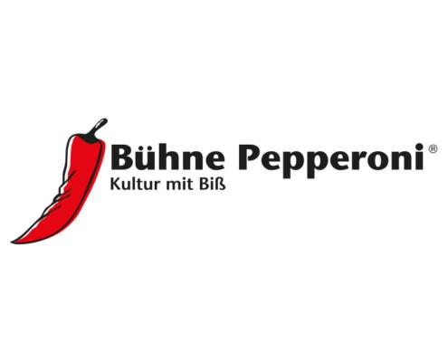 Vorschaubild Logo Bühne Pepperoni